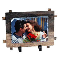 Sublimation Rock Photo Frame (VSH - 38)