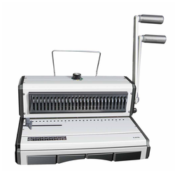 Wiro Binding Machine - Manual