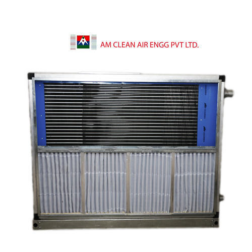 Electrical Central Air Conditioners  Rs 20000   Unit  Am Clean Air Engineering Private Limited