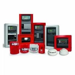 Edwards Mild Steel Fire Alarm System