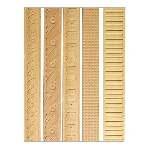 Wooden Rectangular Decorative Beading Thickness 1 To 10 Mm Rs 2