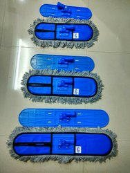 Microfiber Dry Mop Set
