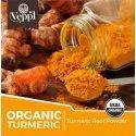 Pure Organic Turmeric Root Powder