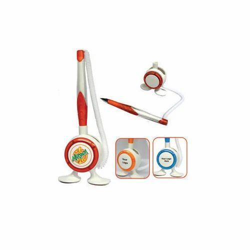 Ball Pen With Desktick Stand 990, Size: Medium