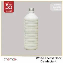 White Phenyl Floor Disinfectant