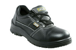 JCB Digger Leather Safety Shoes