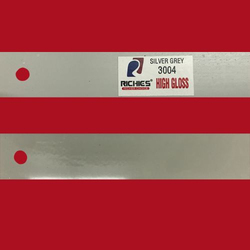 Silver Grey High Gloss Edge Band Tape