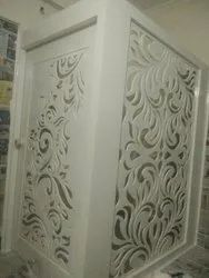 MDF Grill Partition