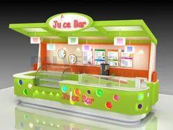 Kiosk Designing and Fabrication