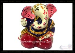 Metal Ramayan Ganesha