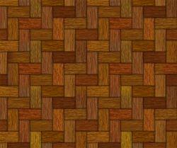 Textured Wooden Tiles