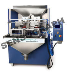 Semi Automatic Weighing & Filling Machine