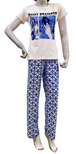 Ladies Printed Pajama Set at Rs 200  set  36f5cea24