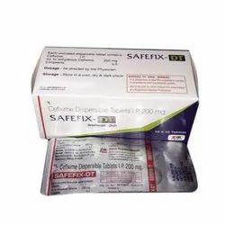 200 mg Safefix-DT Tablet