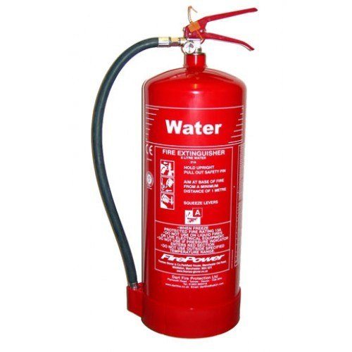 CO2 Type Red Water Type Fire Extinguisher, Capacity: 09 Ltr