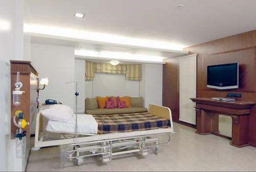 Treatment Executive Suite Room, रिसर्च सेंटर