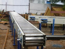 Stainless Steel Chain Conveyors