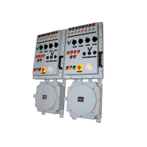 Flameproof Electrical Equipment - Flameproof Panel