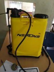 Manual Neptune Battery Disinfectant Sprayer, 16  lt