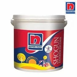 Nippon Paints Shogun Exteriors Paints, Packaging Type: Bucket