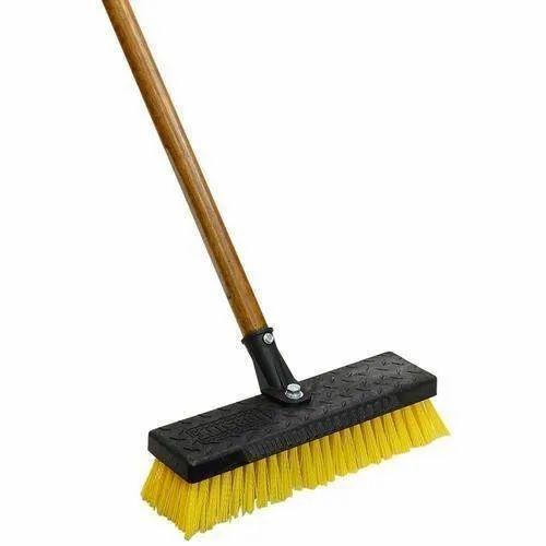 Long Handle Floor Cleaning Brush Packaging Type Packet