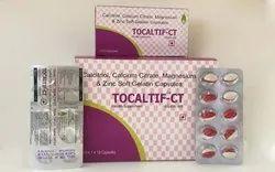 Calcitriol, Calcium Citrate, Magnesium and Zinc Soft Gelatin Capsules