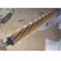 Mexican Fiber Roller Brush