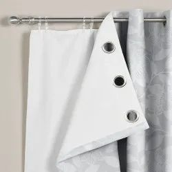 Curtain White Eyelet