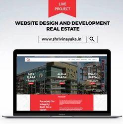 Website Design And Development -real Estate