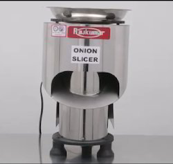 Onion Slicer Machine