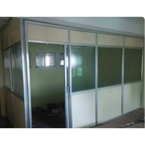 Aluminium and Glass Office Partition Work, Chennai