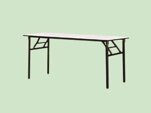 Mild Steel Designer Folding Table Size 6 X 1 5 2 Feet