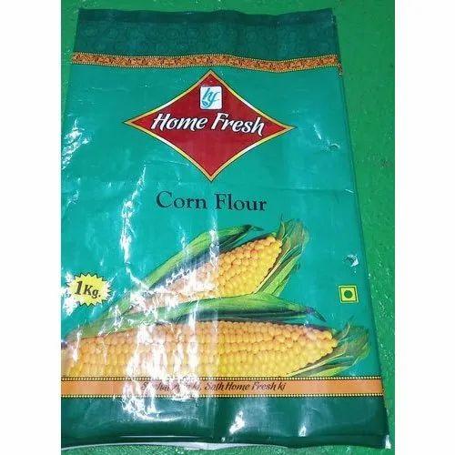 Corn Flour Packaging Plastic Pouch