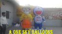 Inflatable Standing Balloons