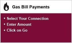 Gas Bill API