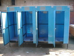 Swachalay - Portable FRP Toilets