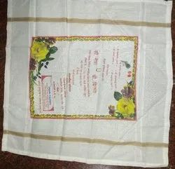 cotton handkerchief Photocopying Services, in Pune, Dimension / Size: 17