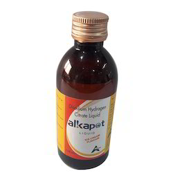 Hydrogen Citrate Syrup
