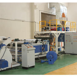 Double Layers Air Bubble Film Production Line
