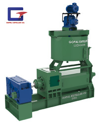 Cotton Seed Oil Expeller, Capacity: 1-5 Ton/day