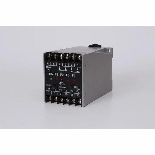 Three Phase Thermistor Motor Protection Unit