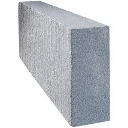 Solid Concrete AAC Blocks, For Side Walls, Size: 6*8*24