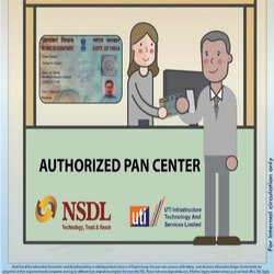NSDL PAN Card Franchise