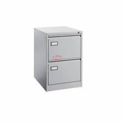 Vertical 2 Drawer Filing Cabinet