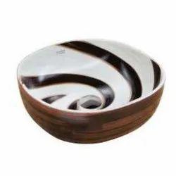 Glocera Ceramic GG/DB/70001 Ceremic Wash Basin, For Bathroom