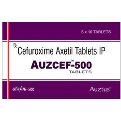 Cefuroxime 250 / 500 mg