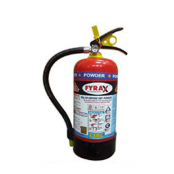 Multipurpose Dry Powder Fire Extinguisher