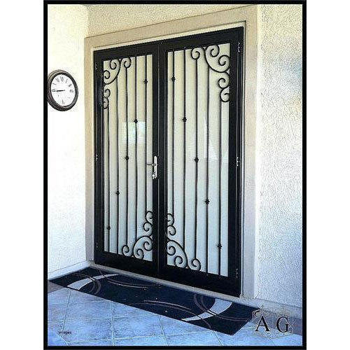 Iron Grill Door At Rs 11000 /piece