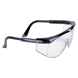 Smoke Lens Safety Goggle