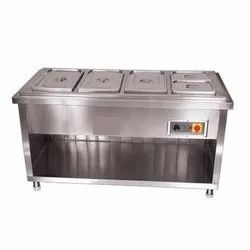 4 Bowl Bain Marie Electric